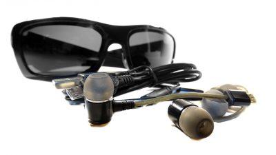 Eyewear Recorder MFS-Hdmp3